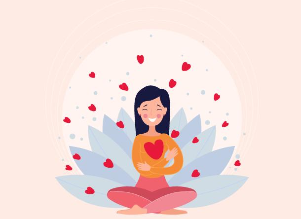 Да напълним чашата или как да се обърнем към себе си с любов
